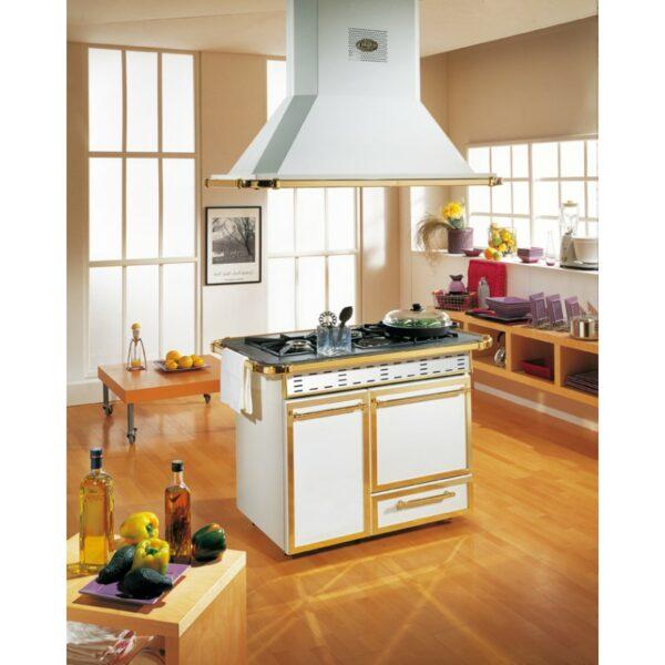 Piano de cuisson Godin - CHATELAINE ILOT 960