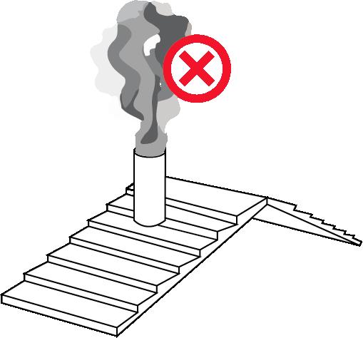 Schéma fumée noire