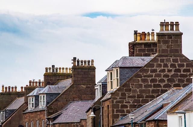 Cheminées toits